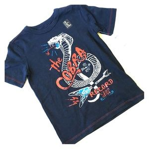 GAP Shirts & Tops - 5/$25 NEW Gap Boys cobra blue t-shirt
